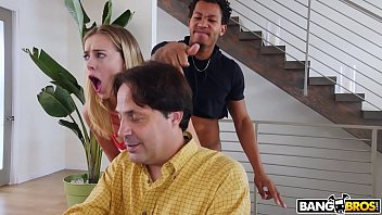 BANGBROS - Young Haley Reed Fucks Boyfriend Behind Her Dad's Back
