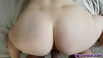 Image: Zoe blowjob step bro and gets fuck doggy in her pussy