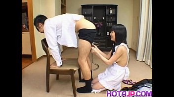 Konomi Sakura licks fellow asshole and is fucked from behind