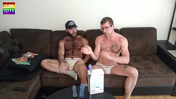Gays Having Fun Using Butt Plug (Anal Training Set) By Jay Austin Thumb
