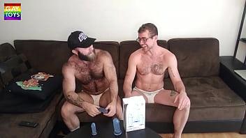 Gay com promo codes Gays having fun using butt plug anal training set by jay austin