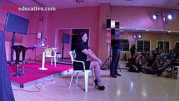 Master class de squirting con Pamela Sanchez video