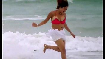 Kiran rathod bouncing boob slip from