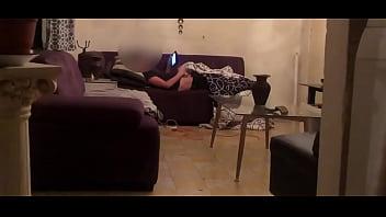 Caught roommate jerking off pornhub video