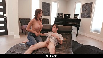 MILF - Alexis Fawx Plays Nurse Fucking A Young Stud