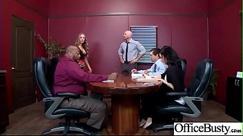 Naughty office sluts Nicole aniston naughty slut big tits girl get nailed in office vid-24