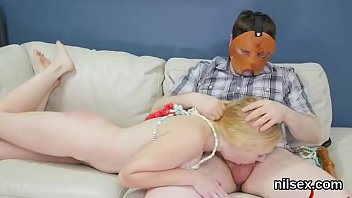lesbian naked - Spicy chick is brought in ass hole nuthouse for awkward therapy thumbnail