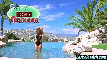 Sex Hard Scene With Used Of Dildo Toys By Lez Girls (adriana&remy) movie-05