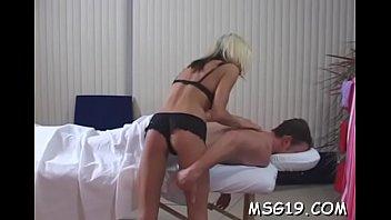 Blond blowjob slutload Blondie gets raunchy joy