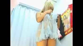 Innocent Asian girl caught on camera - camdystop.com