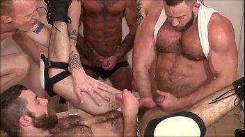 Free gay bear orgys - Gay orgy