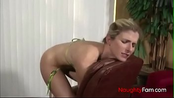 Pervert Son forces Anal with Mom - FREE Mom Videos at NaughtyFam.com porn image