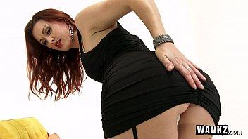 WANKZ - Horny Redhead Is Desperate For An Orgasm!