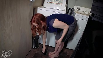 Image: Laundry Day with Mom! -Lady Fyre Taboo POV