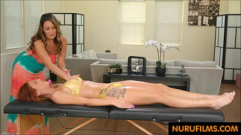 Mother-In-Law and Daughter massage