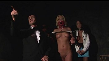 Adult female corporal punishment Slave auction.