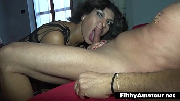 The tranny fairy - I butt-fuck the milf and butt-fuck her brother tranny