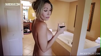 Taboo Heat - Stuck On Vacation With Mom 3 - Mom Nikki Brooks Gets Stuck And Fucked Hard In The Shower By Blackmailing Stepson BIT.Ly/3aph9gK