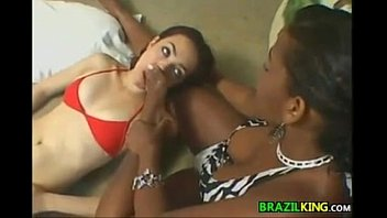 Worshipping A Lesbians Beautiful Dark Feet