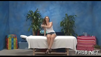 Cheerful ending massages