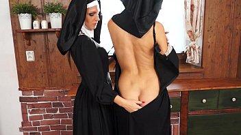 Anal catholic nude nun sex - Nasty catholic nuns making sins and licking pussy
