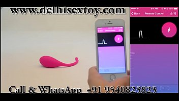 Sex toy for girls - Lush - remote control bullet vibrator sex toy for girls delhisextoy.com