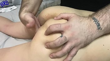 Teacher Spank Butt Bad Babe, But Not Resist and Fingering Her Pussy صورة
