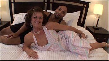 Black mature free Sexy housewife swinger fucking black dude in milf porn video