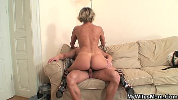 Mother inlaw tit pics My girlfriends mom is so hot