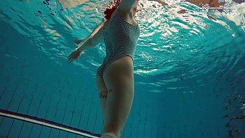 Dasha submerged underwater thumbnail