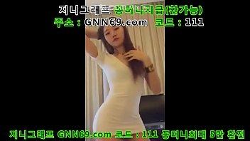 한국 국산 노모 미녀 간호사 코스프레 잘록한 허리 몸 대주는데 먹자