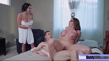 Sexy busty house wife - Hardcore intercorse with big juggs hot sexy wife ariella ferrera missy martinez vid-07