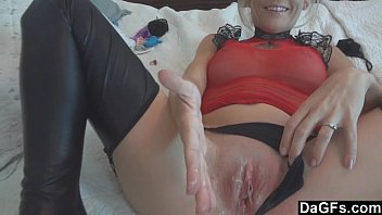 Pov sex and creampie in the afternoon
