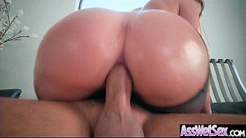 Gorgeous Girl (Brooklyn Chase) With Big Oiled Huge Ass Like Anal Hard Bang mov-20