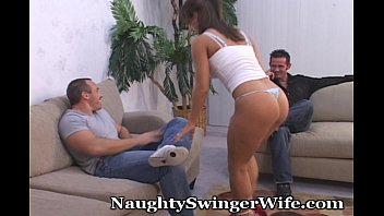 Naughty Wifey Craves New Man To Fill Her