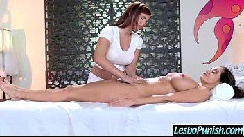 Hard Punish Sex Using Toys Between Lez Girls (ava&keisha) video-17