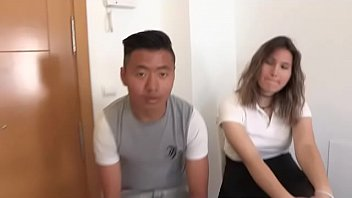 Alexia and her big dicked friend teach about sex to inexperienced teens