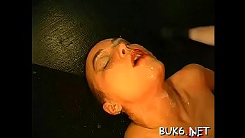 Babes won't stop engulfing cocks till they get loads of cums
