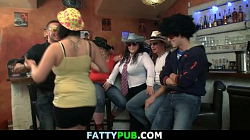 Watch hottest huge tits group party