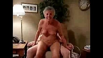 This horny granny still loves to be fucked.