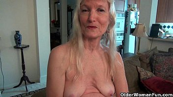 Grandma pussy over 60 Grandma claires old pussy needs some attention