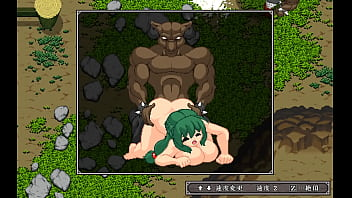 Game hentai sample - Fortress of carnal lust