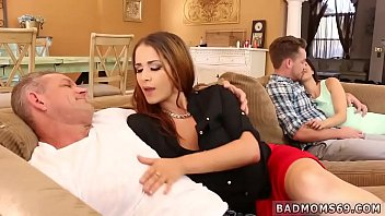 Milf finger his ass and mom with chum's step sister first time Share thumbnail