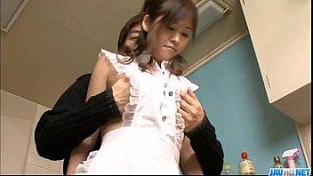 Moe Yoshikawa sweet girl fucked in rough ways 12 min