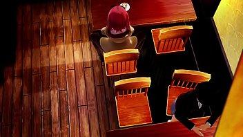 フタナリショートちゃんが喫茶店でオナニー Preview