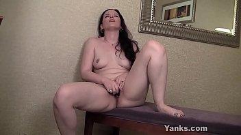 Yanks Caroline Pierce'_s Clit Grabber
