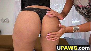 Diamond Kitty and Nikki Lavay Ass Attack Thumb