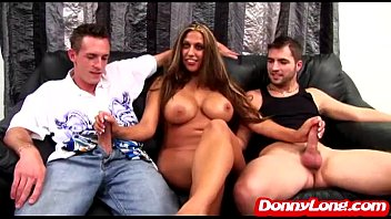 Donny Long breaks fake titty attention whore mom