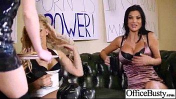 (jasmine loulou) Slut Big Tits Office Girl Like Sex Action video-18
