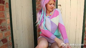 Yanks Zahra Stardusts Outdoor Orgasmic Action